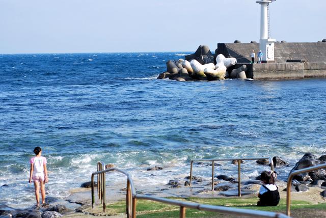 八幡野港海岸