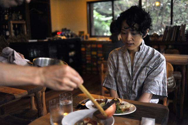 伊豆高原 グルメ ビストロ くさむら スペイン料理